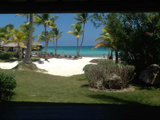 Sanctuary Cap Cana by Playa Hotels & Resorts: La vista desde la Monarch Villa