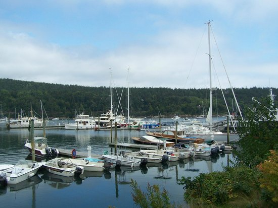 Northeast Harbor, ME: Belle marina