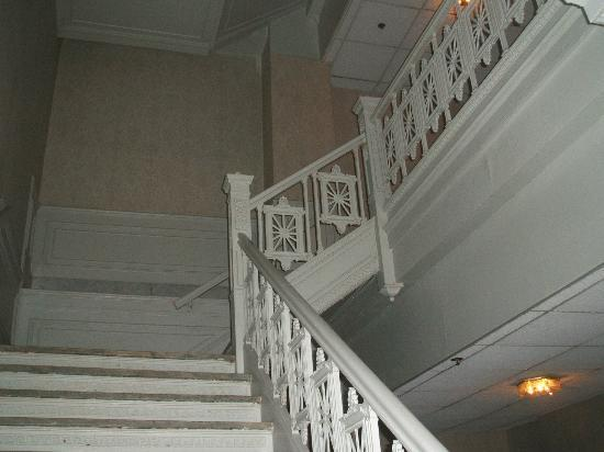 The Congress Plaza Hotel and Convention Center: Stairway
