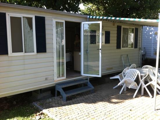 Camping del Garda : mobile home