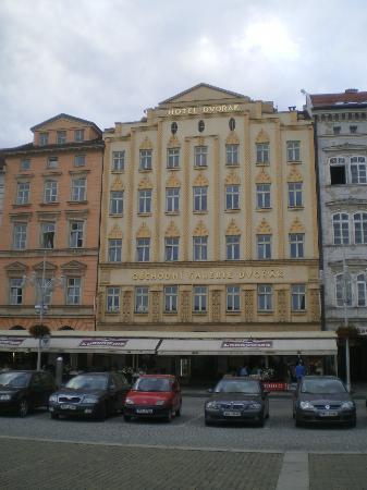 Hotel Dvorak Ceske Budejovice