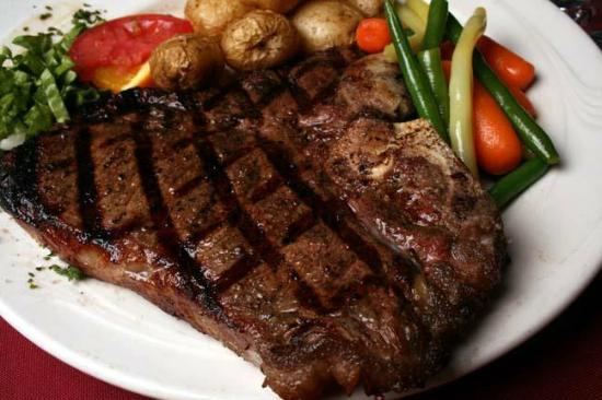 Sail Marmaris: Steak yum yum