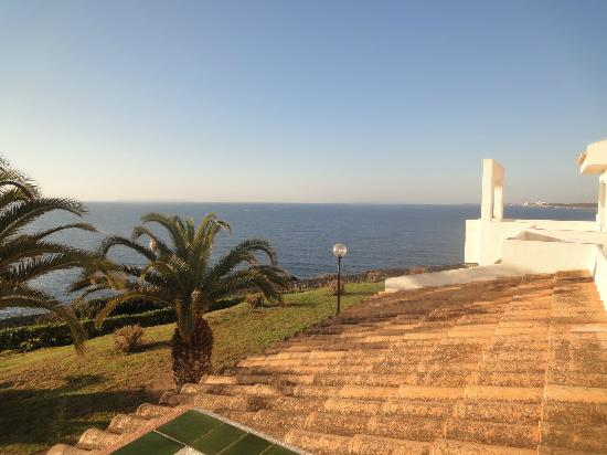 Blau Punta Reina Resort: vista dal mini appartamento