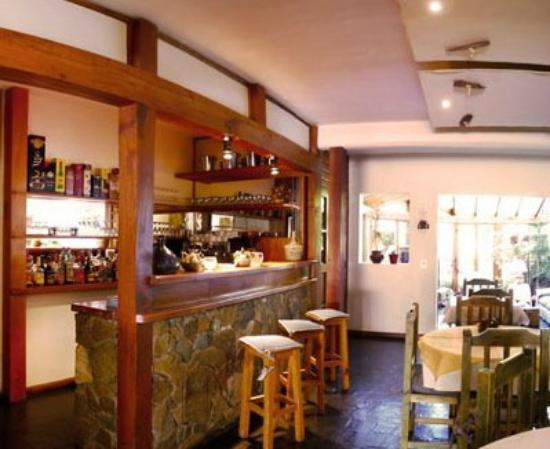 Hosteria EL Arbol Duende: Bar
