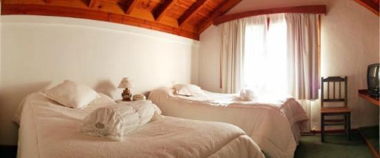 Hosteria EL Arbol Duende: Habitacion