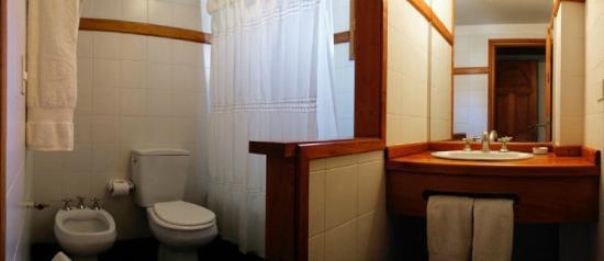 Hosteria EL Arbol Duende: Baño