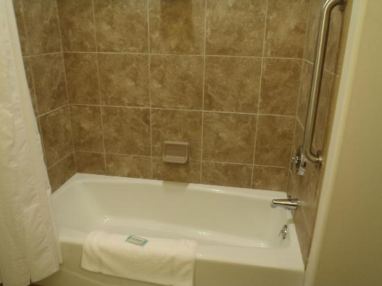 Holiday Inn Express Suites Lander: Bathroom