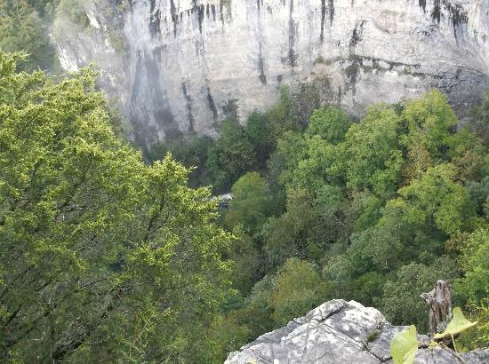 Duffield, VA: View from Lover's Leap