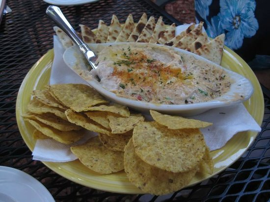 Low country Backyard: Warm Crab Dip Appetizer (Yum!)