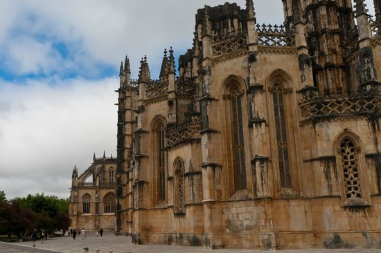 Batalha, Portugal: Founder's Chapel