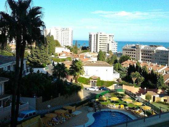 Hotel Monarque Torreblanca: vista balcone