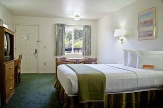 Howard Johnson Express Inn - Roseburg: ONE QUEEN STANDARD