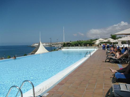 H10 Playa Meloneras Palace: infinity pool(adults only)