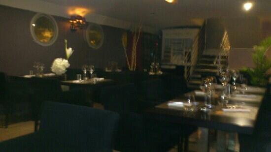 le bateau ivre : restaurant