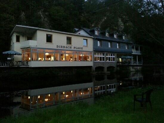 Dirbach Plage Hotel