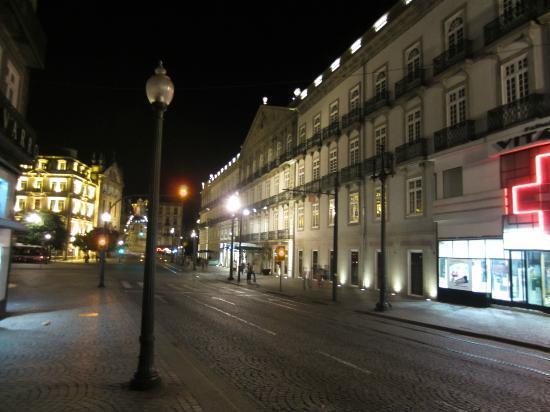 InterContinental Porto - Palacio das Cardosas : street view