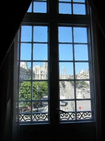 InterContinental Porto Palacio das Cardosas : Through the window
