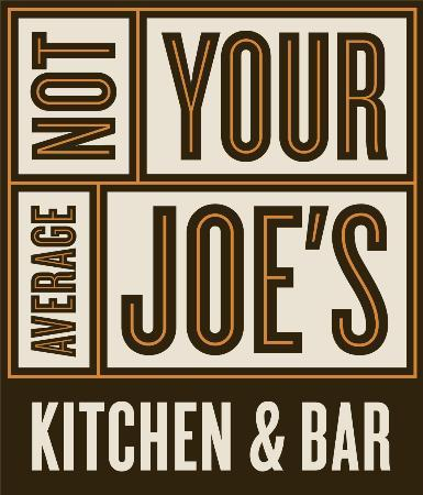 Not Your Average Joe's: Logo