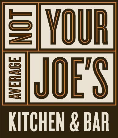 Not Your Average Joe's : Logo