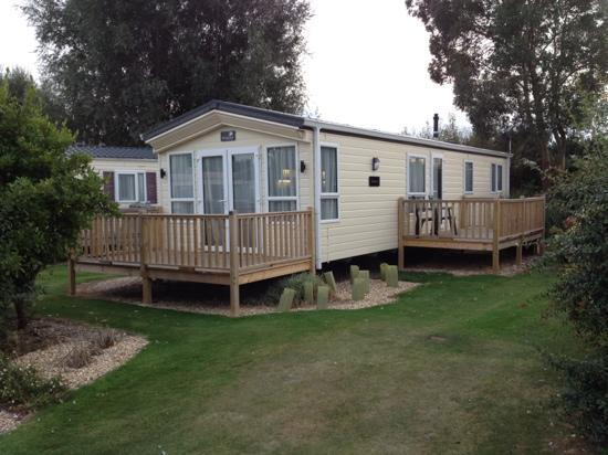 Wells-next-the-Sea, UK: pinewood holiday park