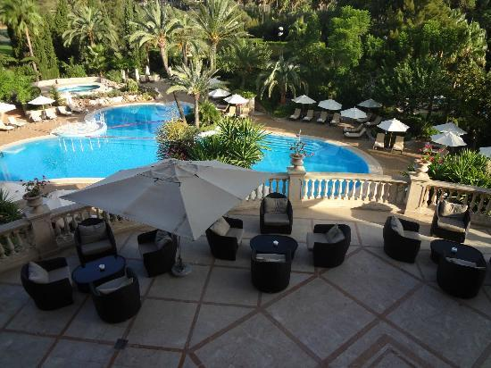 Sheraton Mallorca Arabella Golf Hotel: Great private pool area