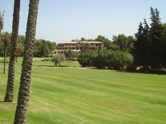 Sheraton Mallorca Arabella Golf Hotel: Beautiful views