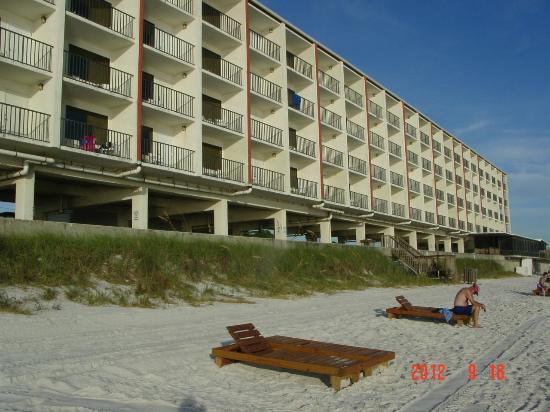 El Governor Motel On The Beach At