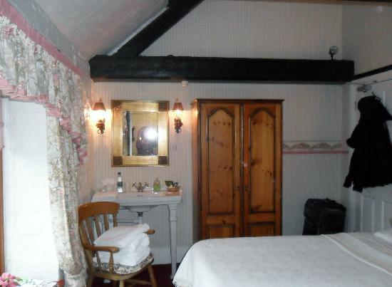 The Old Barn: The twin room