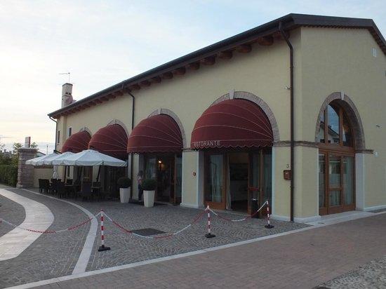 Colonda restaurant foto di ristorante pizzeria colonda for Ristorante della cabina di campagna