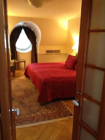 Grand Hotel: Sovrummet