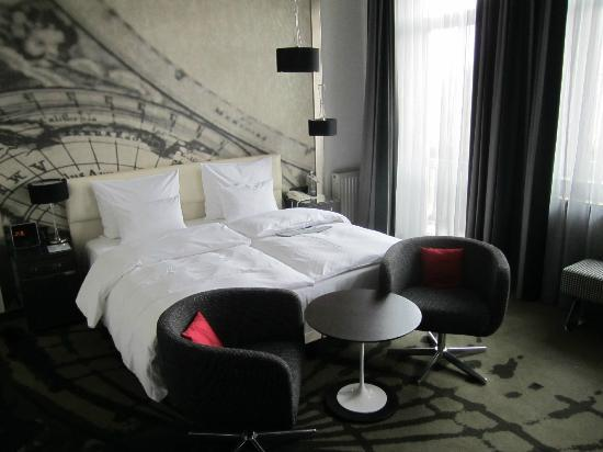 Le Meridien Grand Hotel Nurnberg: Grand Deluxe Room