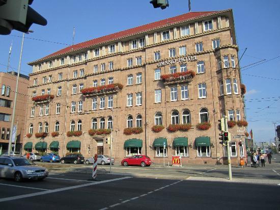 Le Meridien Grand Hotel Nurnberg: Hotel