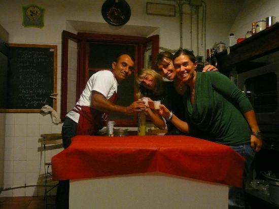 Il Paretaio: Un brindisi con Bawa 