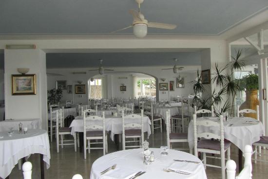 Hotel Terme San Michele: sala ristorante