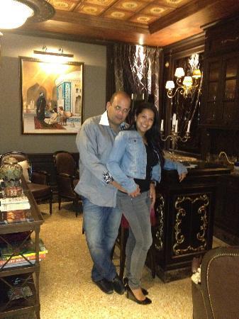 Hotel Moresco: bar