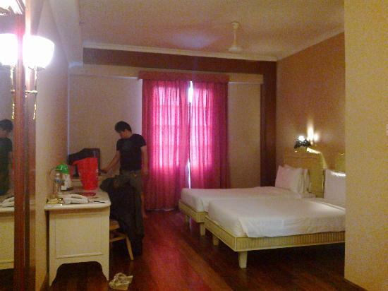 Colmar Tropicale, Berjaya Hills: Upgraded Superior room