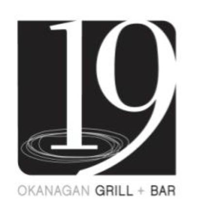 19 Okanagan Grill + Bar at Two Eagles Golf Course: Restaurant Logo