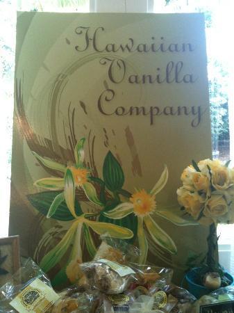Hawaiian Vanilla Company: Inside