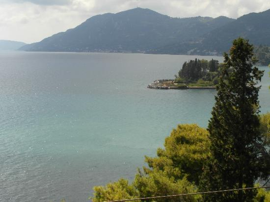 Corfu Holiday Palace: Sea view