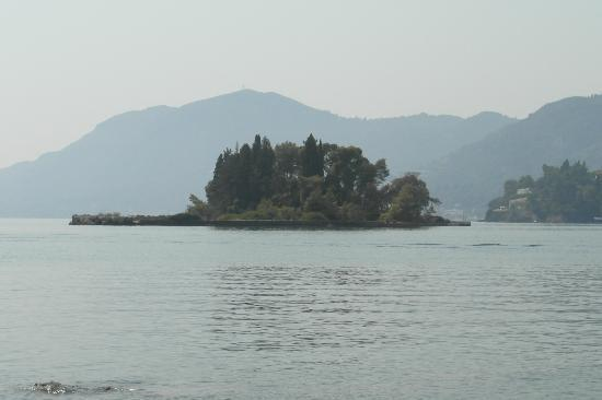 Corfu Holiday Palace: Mouse island