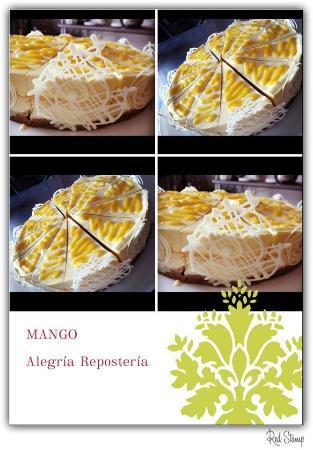 Alegria Reposteria: Mango