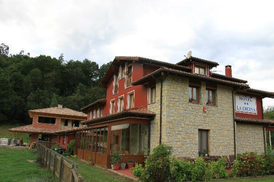 La Ercina Hotel Rural: Hotel