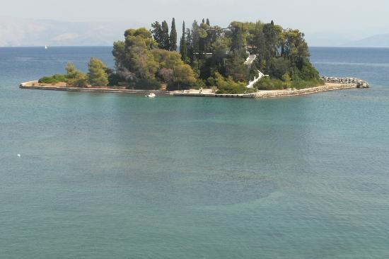 Corfu Holiday Palace : mouse island
