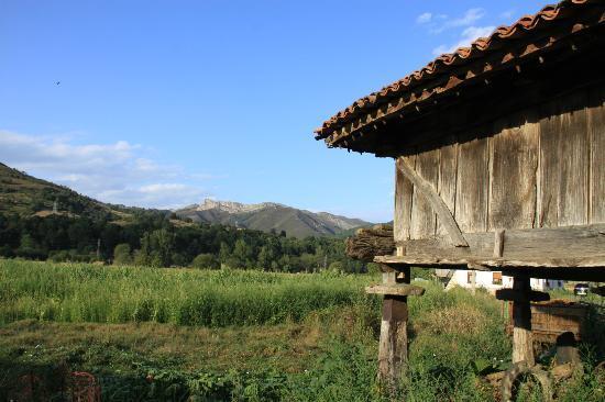 La Ercina Hotel Rural: Alrededores