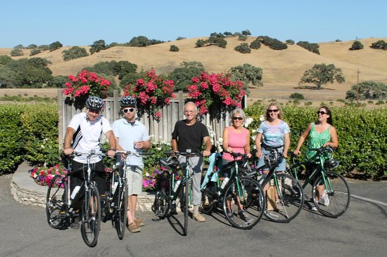 ‪I Bike Santa Barbara Wine Tours‬