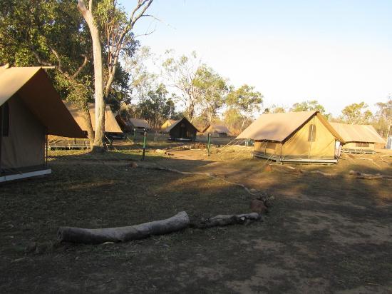 Drysdale River Station Camp
