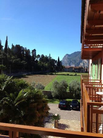 Residence Filanda: View from balcony
