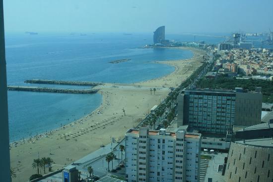 Hotel Arts Barcelona Barceloneta Beach