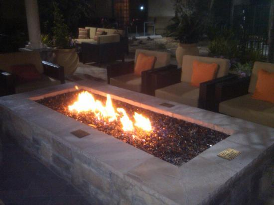 Goleta, CA: Fire Table