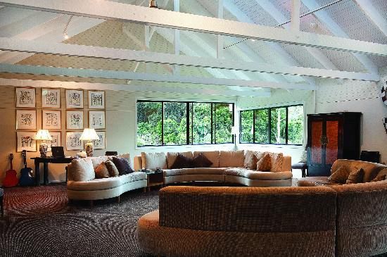 Eden Health Retreat : Sumptuous Lounge Area